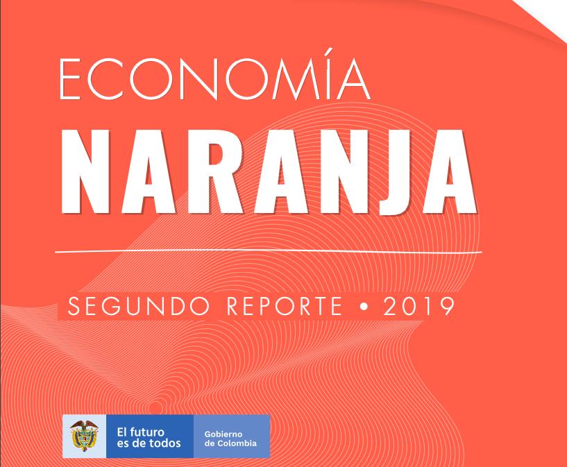 El Departamento Administrativo Nacional de Estadística, DANE, entrega el segundo reporte de Economía Naranja de 2019