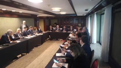 REUNIÓN DEL CONSEJO DIRECTIVO DE LA AIR EN MONTEVIDEO, URUGUAY