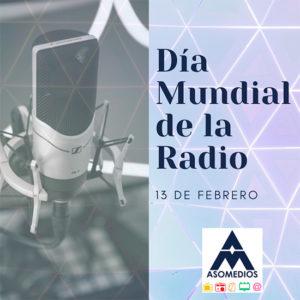 13 de febrero – Día Mundial de la Radio